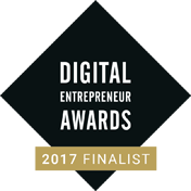 Digital Entrepreneur Awards 2017 Finalist