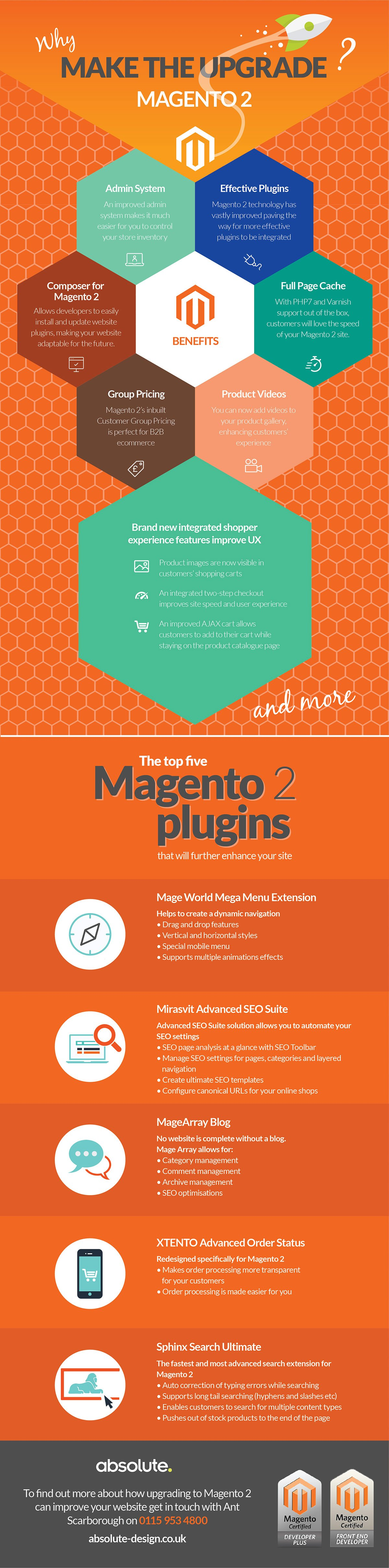 Magento 2 brings with it a whole host of new features. Could your site benefit from an upgrade?